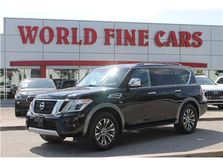 2017 Nissan Armada SL (Stk: 17427) in Toronto - Image 1 of 25