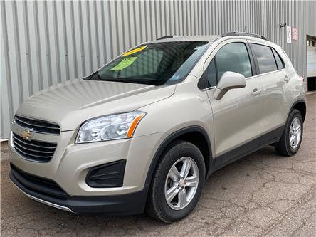 2016 Chevrolet Trax LT (Stk: X4942A) in Charlottetown - Image 1 of 23