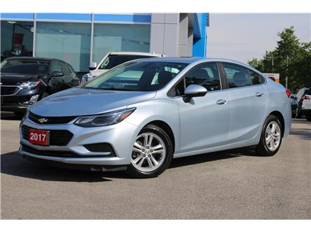 2017 Chevrolet Cruze LT Auto (Stk: R12621) in Toronto - Image 1 of 24