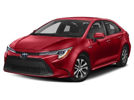 2021 Toyota Corolla Hybrid Base w/Li Battery (Stk: 21-02) in Etobicoke - Image 1 of 9