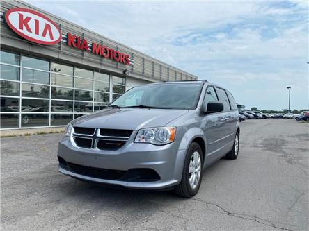 2014 Dodge Grand Caravan SE/SXT (Stk: KG434044A) in Gloucester - Image 1 of 11