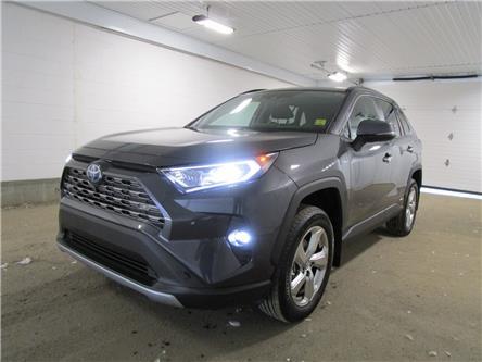 2020 Toyota RAV4 Hybrid Limited (Stk: 203540) in Regina - Image 1 of 25