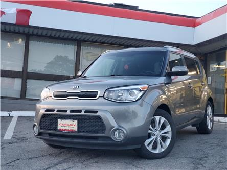 2016 Kia Soul EX+ (Stk: 2007180) in Waterloo - Image 1 of 20