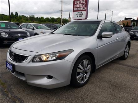 2010 Honda Accord EX-L (Stk: 800160) in Cambridge - Image 1 of 22