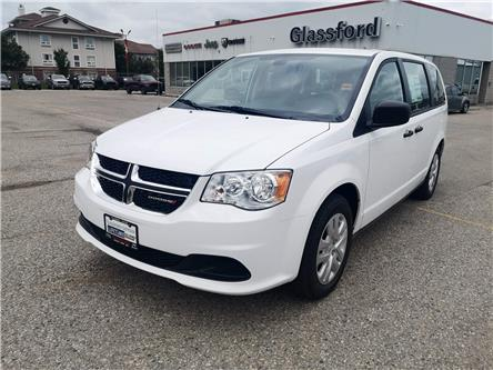 2020 Dodge Grand Caravan SE (Stk: 251686) in Ingersoll - Image 1 of 19