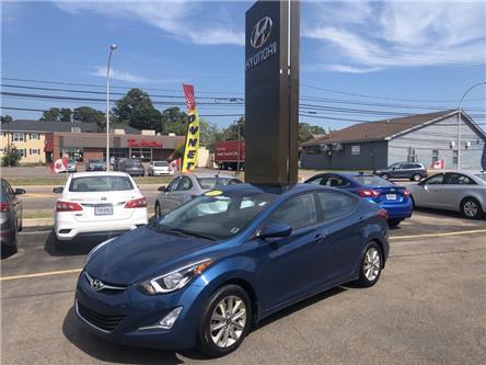 2015 Hyundai Elantra Sport Appearance (Stk: U3659) in Charlottetown - Image 1 of 22