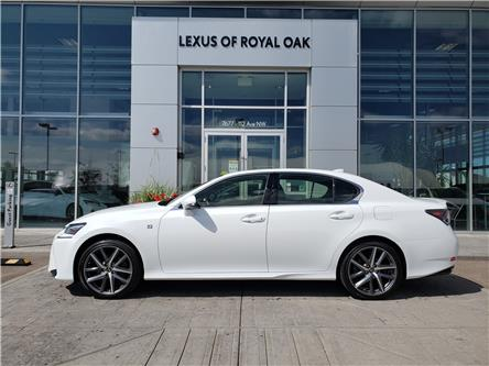 2018 Lexus GS 350 Premium (Stk: L18183) in Calgary - Image 1 of 10