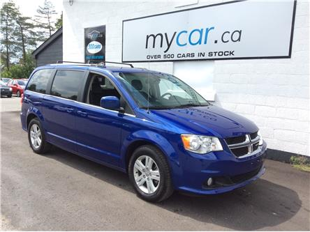2019 Dodge Grand Caravan Crew (Stk: 200796) in North Bay - Image 1 of 20