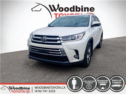 2019 Toyota Highlander  (Stk: 20-608A) in Etobicoke - Image 1 of 22