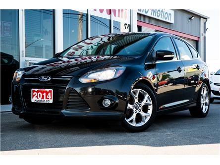 2014 Ford Focus Titanium (Stk: 20603) in Chatham - Image 1 of 25
