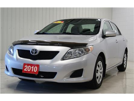 2010 Toyota Corolla CE (Stk: A20139A) in Sault Ste. Marie - Image 1 of 14