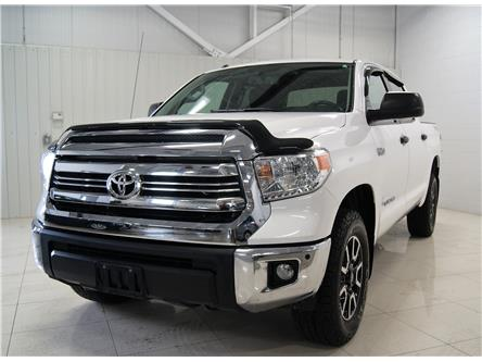 2017 Toyota Tundra SR5 Plus 5.7L V8 (Stk: T20254A) in Sault Ste. Marie - Image 1 of 17