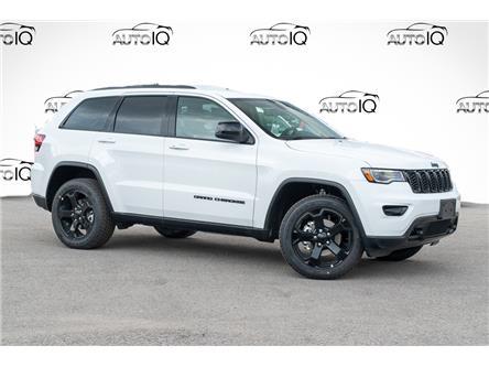 2020 Jeep Grand Cherokee Laredo (Stk: 34068) in Barrie - Image 1 of 28