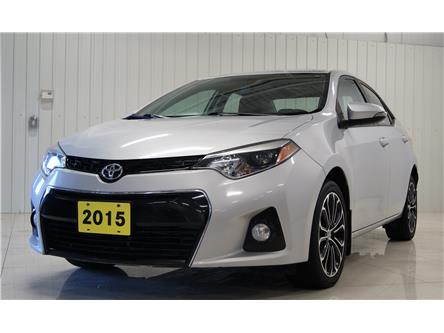 2015 Toyota Corolla S (Stk: P5938) in Sault Ste. Marie - Image 1 of 18