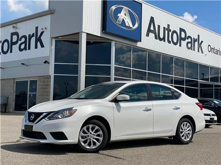 2019 Nissan Sentra 1.8 SV (Stk: 19-99404RJB) in Barrie - Image 1 of 25