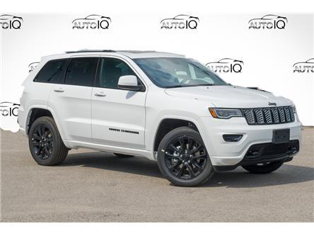 2020 Jeep Grand Cherokee Laredo (Stk: 34135) in Barrie - Image 1 of 27