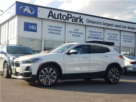 2020 BMW X2 xDrive28i (Stk: 20-42097) in Brampton - Image 1 of 20