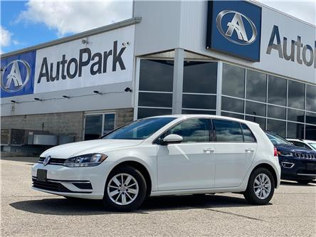 2018 Volkswagen Golf 1.8 TSI Trendline (Stk: 18-82740RJB) in Barrie - Image 1 of 22