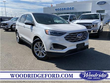 2019 Ford Edge Titanium (Stk: 17599) in Calgary - Image 1 of 23