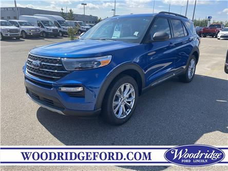2020 Ford Explorer XLT (Stk: L-497) in Calgary - Image 1 of 7