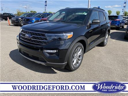 2020 Ford Explorer XLT (Stk: L-1117) in Calgary - Image 1 of 6