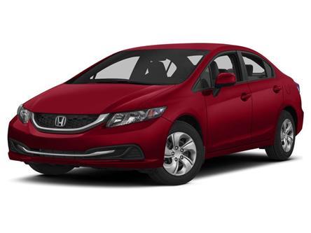 2013 Honda Civic LX (Stk: 15118BS) in Thunder Bay - Image 1 of 8