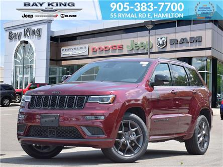 2020 Jeep Grand Cherokee Limited (Stk: 207614) in Hamilton - Image 1 of 30