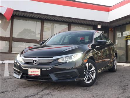 2017 Honda Civic LX (Stk: 2007182) in Waterloo - Image 1 of 20
