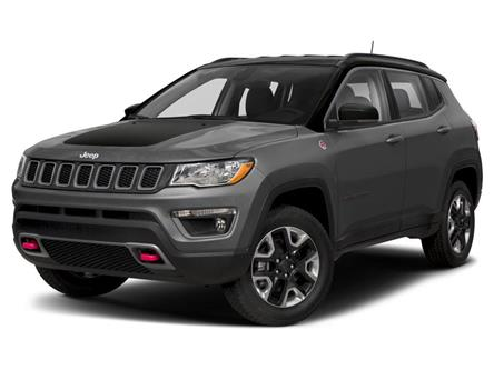 2019 Jeep Compass Trailhawk (Stk: J4072A) in Brantford - Image 1 of 9