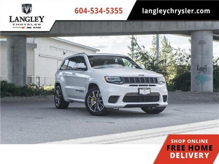 2018 Jeep Grand Cherokee Trackhawk (Stk: LC0446) in Surrey - Image 1 of 30