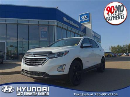 2018 Chevrolet Equinox Premier (Stk: 8972TA) in Edmonton - Image 1 of 23