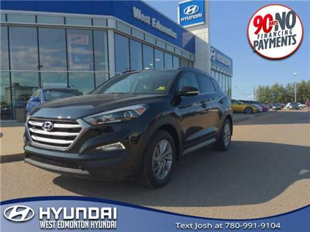 2017 Hyundai Tucson Luxury (Stk: 3663TA) in Edmonton - Image 1 of 23