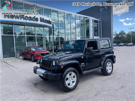 2011 Jeep Wrangler SAHARA (Stk: 41643A) in Newmarket - Image 1 of 20