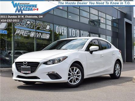 2016 Mazda Mazda3 GS (Stk: P4168) in Etobicoke - Image 1 of 26
