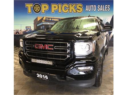 2016 GMC Sierra 1500 Base (Stk: 375906) in NORTH BAY - Image 1 of 23