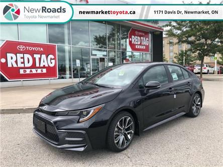 2020 Toyota Corolla LE (Stk: 35541) in Newmarket - Image 1 of 19