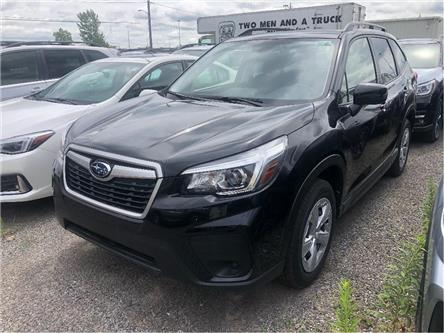 2020 Subaru Forester Base (Stk: S5202) in St.Catharines - Image 1 of 3