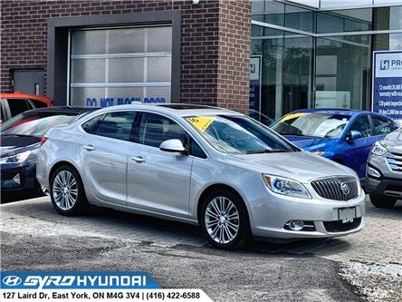 2016 Buick Verano Leather (Stk: H5879A) in Toronto - Image 1 of 29