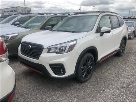 2020 Subaru Forester Sport (Stk: S5365) in St.Catharines - Image 1 of 3