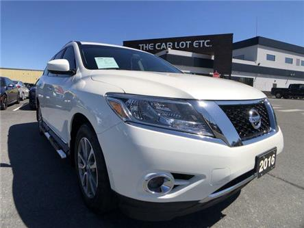2016 Nissan Pathfinder SL (Stk: 20367) in Sudbury - Image 1 of 26