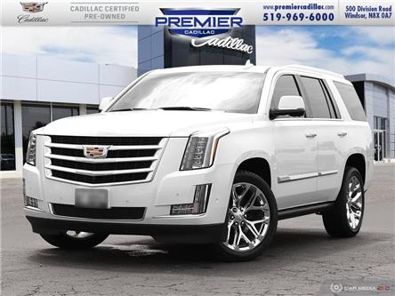 2019 Cadillac Escalade Premium Luxury (Stk: 200671A) in Windsor - Image 1 of 28