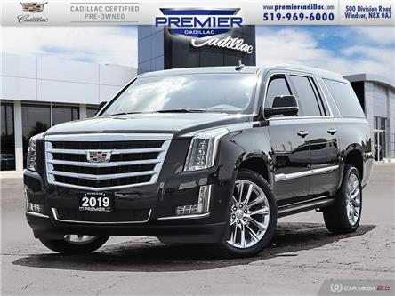 2019 Cadillac Escalade ESV Premium Luxury (Stk: 200045A) in Windsor - Image 1 of 28