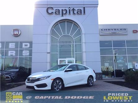 2016 Honda Civic LX (Stk: P2978) in Kanata - Image 1 of 21