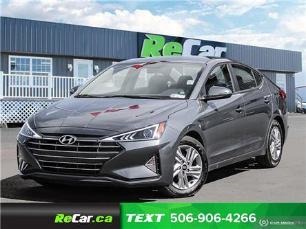 2020 Hyundai Elantra Preferred (Stk: 200895A) in Fredericton - Image 1 of 21