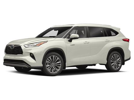 2020 Toyota Highlander Hybrid Limited (Stk: S008310) in Winnipeg - Image 1 of 2
