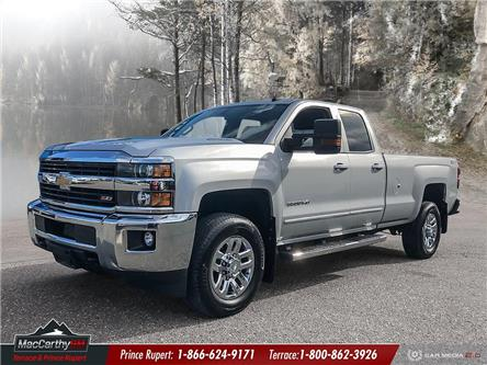 2015 Chevrolet Silverado 3500HD LT (Stk: TFZ501759) in Terrace - Image 1 of 15