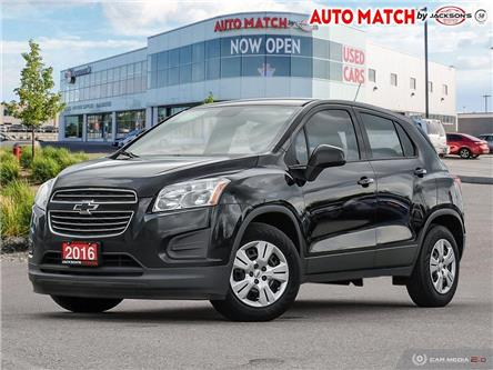 2016 Chevrolet Trax LS (Stk: U9836A) in Barrie - Image 1 of 5