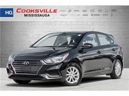 2019 Hyundai Accent  (Stk: H8254PR) in Mississauga - Image 1 of 19