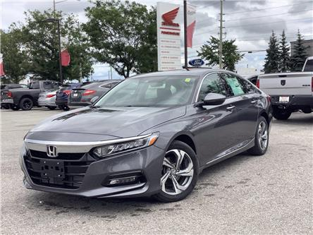 2020 Honda Accord EX-L 1.5T (Stk: 20570) in Barrie - Image 1 of 24