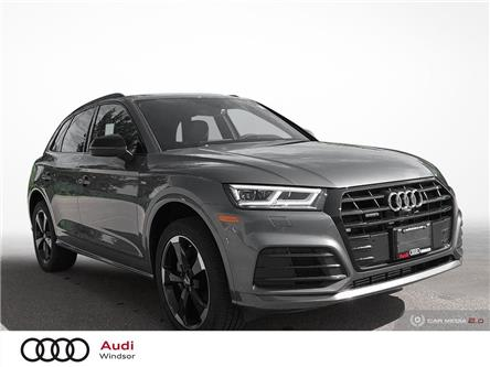 2020 Audi Q5 45 Technik (Stk: 9988) in Windsor - Image 1 of 30